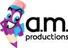 AM Productions Logo